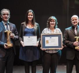 Mutua Navarra; Premios EFQM 2015.